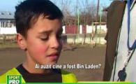 Bin Laden s-a intors si joaca fotbal in Romania! Pustiul care va TERORIZA Europa e deja SUPERVEDETA in Anglia