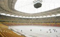 50.000 de fani INGHEATA! Steaua - Twente se poate juca la Timisoara, Sofia sau Budapesta din cauza ninsorii! Varianta HORROR pentru stelisti