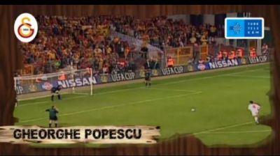 VIDEO Cel mai TARE moment din istoria TURCILOR! Gica Popescu, omul care a adus Cupa UEFA Galatei! Cum isi amintesc turcii de ei: