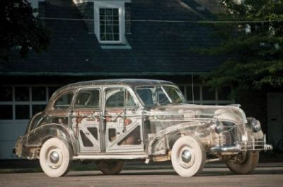 Masina FANTOMA! Un Pontiac transparent care te va lasa cu gura cascata: Costa doar 25.000$! Super FOTO: