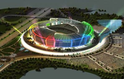 Stadionul DIAMANT care te lasa interzis! MEGA proiectul pe care omenirea il credea imposibil acum 10 ani. VIDEO