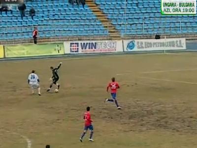 Farul 1-2 Steaua! Stanca ii da lectii lui Tatarusanu dupa un dribling cu calcaiul la 30 de metri de poarta! Florin Costea, capitan la Steaua! VIDEO