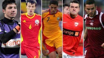 Titlul in 2012, un transfer de senzatie in Europa si Mondialul in 2014: 5 pusti magici din Liga I se bat sa-si transforme cariera anul asta! Doar unul va reusi