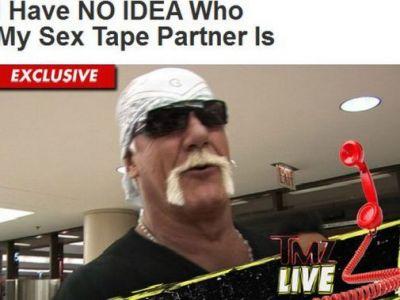 JENANT! Hulk Hogan a aparut intr-un sex-tape! Nici macar nu stie cine l-a filmat! Ce scuza a gasit: VIDEO