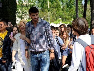 """Cuplul ANULUI in Spania se DESPARTE! Pique da vina pe Shakira pentru forma slaba: """"E coplesitoare!"""""""