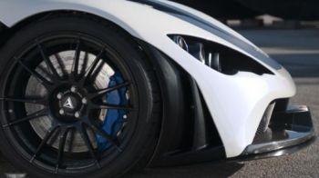 FOTO: Aproape Audi: 1.100 de kg, 450 de cai, 0-100 km/h in 3.7s!