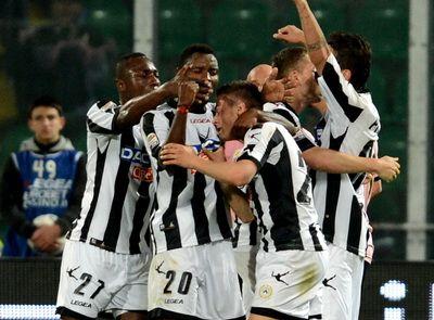 Siena vs Udinese