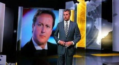 VIDEO: GAFA la televiziunea care transmite UCL in Anglia! Ce au vazut englezii in loc de prelungiri la Real - Bayern :))