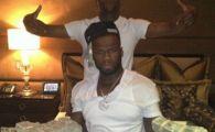 50 Cent e DEMENT! Cadoul genial de 500.000 de dolari pe care i l-a facut lui Mayweather!