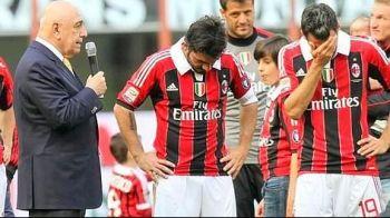 """Gattuso si Nesta au revenit asupra deciziei: NU SE LASA de fotbal! """"Rino"""" va juca alaturi de un ROMAN! Unde ajunge Nesta:"""