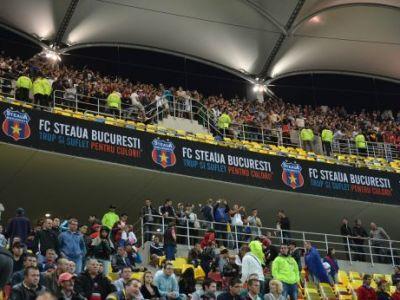 Meci NEBUN pe National Arena: Steaua 3-2 Dinamo! Steaua a intors scorul dupa ce a fost condusa! Iliev, omul care tine Steaua in lupta la titlu! Fazele meciului: