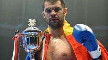 Ghita se pregateste sa lupte la Madrid in prima gala K-1 din 2012! Vedeta din Romania e printre favoritii care se vor lupta in Spania!
