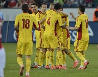 Victorie GROZAVA a generatiei care ne promite Mondialul: Elvetia 0-1 Romania! Vezi fazele meciului! Avem sanse pentru Brazilia 2014?