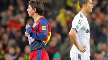 "E BRAZILIAN, joaca la Real, dar e sincer: ""Messi e cel mai bun, ba nu, Ronaldo am vrut sa zic!"" :) ""Ati inteles voi gresit""! :)) Vezi cine e:"