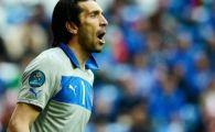 """Buffon PARIAZA ca nu va fi BLAT: """"Rade toata Europa de spanioli daca fac aranjamentul asta!"""" Italia poate pleca acasa chiar daca bate cu 10-0! Calculele pentru sferturi:"""
