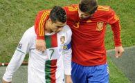Declaratie foarte tare Pique despre Ronaldo: P-asta DOAR ASA il oprim! Ce discutii sunt in vestiar cu cei de la Madrid: Bai, mai ziceti-ne si noua ceva!