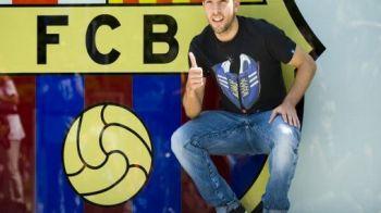 Barcelona, LOVITA in startul sezonului din Primera! Motivul pentru care Tito Vilanova NU il poate folosi pe Jordi Alba in primele etape: