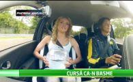 Doua fete superbe, un pestisor intr-un acvariu si o masina preparata: Misiune imposibila pe circuitul de la Nurburgring! Vezi ce trebuiau sa faca: