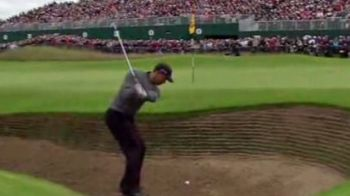 SUPER VIDEO! Tiger Woods ramane ZEUL golfului! Lovitura IMPOSIBILA cu care si-a anuntat revenirea in TOP!