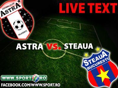 Meci interzis cardiacilor! Schimbarea GENIALA a lui Reghe a decis meciul! NEBUNIE la Ploiesti, Steaua are 6 puncte! Astra 3-4 Steaua