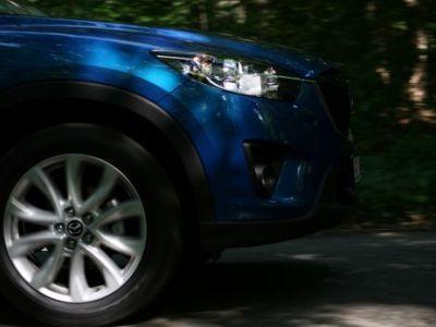 FOTO Test in Romania cu cea mai frumoasa masina din Europa! Cea mai buna Mazda din toate timpurile? Intra si vezi VERDICTUL!