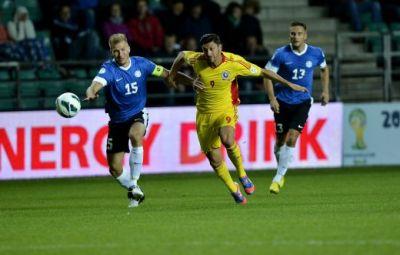 Marica ne-a salvat! Prima victorie in preliminariile CM 2014! Estonia 0-2 Romania! Vezi toate fazele: