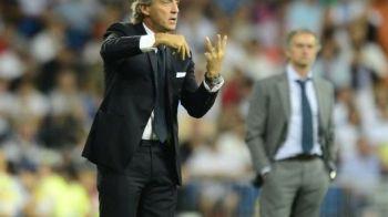 Mourinho ii mai da o SUPER LOVITURA lui Mancini! Omul care a adus titlul la City a anuntat ca VREA sa joace la Real Madrid!