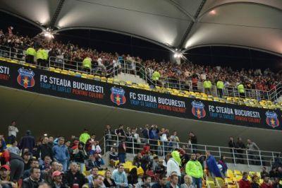 LIVE BLOG, DERBY NATIONAL! De la lacrimile sfertului UEFAntastic, la umilinta MAXIMA pentru stelisti! 5 momente memorabile la Steaua - Rapid!