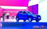 FOTO Primele imagini cu Duster junior! Cum arata noul Stepway de la Dacia: