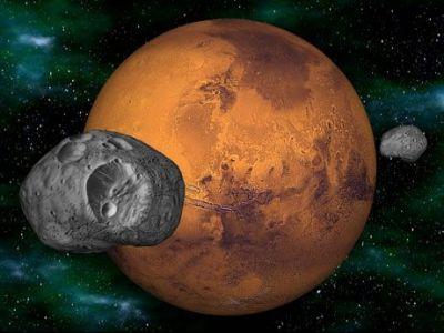 INCREDIBIL! Planeta Marte are oficial un steag care seamana izbitor de mult cu cel al Romaniei! Vezi cum arata - FOTO