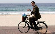 VIDEO INCREDIBIL! Mr. Bean exista in realitate! N-o sa ghicesti niciodata ce facea un portughez pe bicicleta in vazul tuturor!