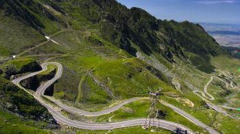 FOTO Transfagarasan si Transalpina nu sunt singurele! Vezi cele mai TARI drumuri din Romania! Locuri de VIS pentru soferi: