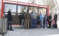 Steaua-Dinamo LIVE BLOG Derby Nat10nal! Nebunie la casele de bilete! Au venit oameni de al SUTE de kilometri pentru meci!
