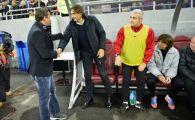 """Reghecampf: """"Bonetti nu m-a surprins cu nimic!"""" SEDINTA la Steaua! Reghe nu e multumit de jocul cu Dinamo!"""