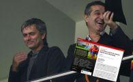 """Nu e gluma! Becali si Mourinho se lupta pentru acelasi jucator. Ziarul de casa al Realului anunta interesul gruparii blanco pentru """"tinta numarul unu a Stelei""""!"""