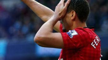 """Rio Ferdinand se tine de glume dupa ce fanii lui City i-au spart capul: """"A fost un LUNETIST!"""" Cum rade de suporterii marii rivale:"""