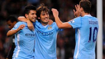 Razboi intre Barca si Real pe un jucator GALACTIC! Un atacant GENIAL de la Manchester City fuge de milioanele seicilor! Asta ar putea fi transferul anului 2013