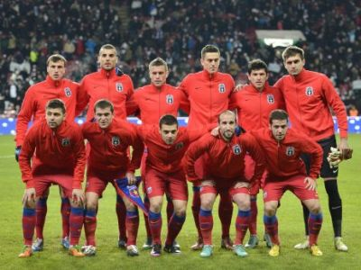 OFICIAL! Steaua are amical cu echipa care a batut un record INCREDIBIL in Liga! Vezi tot programul de iarna:
