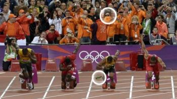 """Omul care a aruncat cu o sticla de bere in Usain Bolt a fost adus azi la tribunal! DEZVALUIREA procurorilor: """"L-a facut gao*ar pe Bolt si apoi a aruncat sticla"""""""