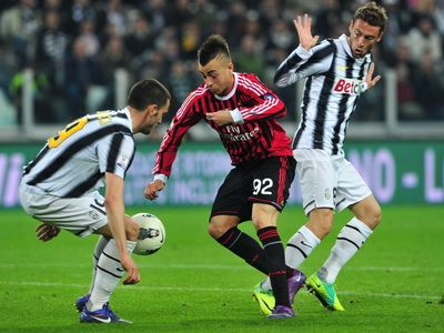 Meci exploziv la Torino: Juventus 2-1 AC Milan dupa PRELUNGIRI in Cupa Italiei! Vucinici a marcat in minutul 95!