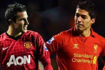 Meci SENZATIONAL pe Old Trafford! Manchester United 2 - 1 Liverpool! Duelul celor mai tari atacanti din Premier League a fost castigat de Van Persie!