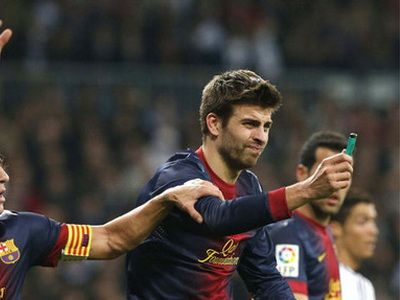 Mega scandal dupa Real 1-1 Barca: RASISM, brichete si suzete! Fotbalistii Barcei au innebunit de nervi pe Bernabeu! FIFA poate lua decizia care aprinde razboiul:
