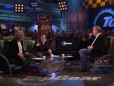 """Romania, UMILITA la Top Gear: """"Sandero are 90 de VACI putere! Fermierii isi mulg caii!"""" Scandalul cu Marea Britanie ia amploare! Cum l-au comentat prezentatorii britanici:"""
