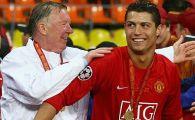 """Ferguson e indragostit total de Cristiano: """"Jucam cu adevaratul Ronaldo, nu cu grasu' ala"""" :) De ce crede ca CR7 ii este superior LEGENDEI din Brazilia:"""