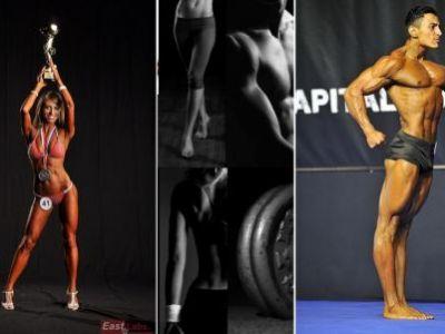 Sunt tari ca PIATRA si au speriat lumea! TOP 10 cei mai tari sportivi din Romania in culturism si fitness: FOTO