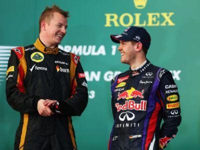 Kimi Raikkonen a castigat prima etapa in noul sezon din Formula 1! Campionul Vettel, locul 3 in MP al Australiei! Vezi clasamentul: