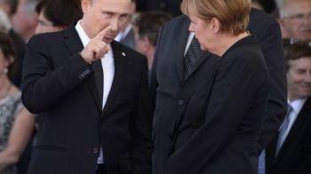 Lovitura. Germania schimba foaia, dependenta e prea mare. Ce decizie a luat Merkel cu privire la Rusia