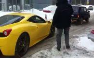VIDEO Care e mai tare: Lada sau Ferrari? Clipul asta o sa te faca sa-ti schimbi parerea! Ultima inventie made in Rusia: