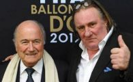 Gerard Depardieu se face presedinte la FIFA! ROL ISTORIC jucat de cel mai tare actor din istoria Frantei: