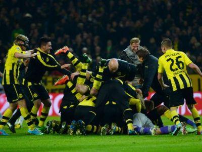 Cel mai tare meci din 2013, DISTRUS de arbitraj! Doua ofsaiduri evidente au stricat un meci EPIC! Golul decisiv al lui Dortmund trebuia anulat de 2 ori!